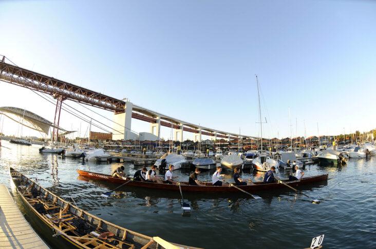 Campeonato Nacional de Yole: remo clássico no dia 7 de novembro, em Lisboa