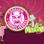"""""""A Máscara"""" é o tema do Carnaval de Torres Vedras 2021"""