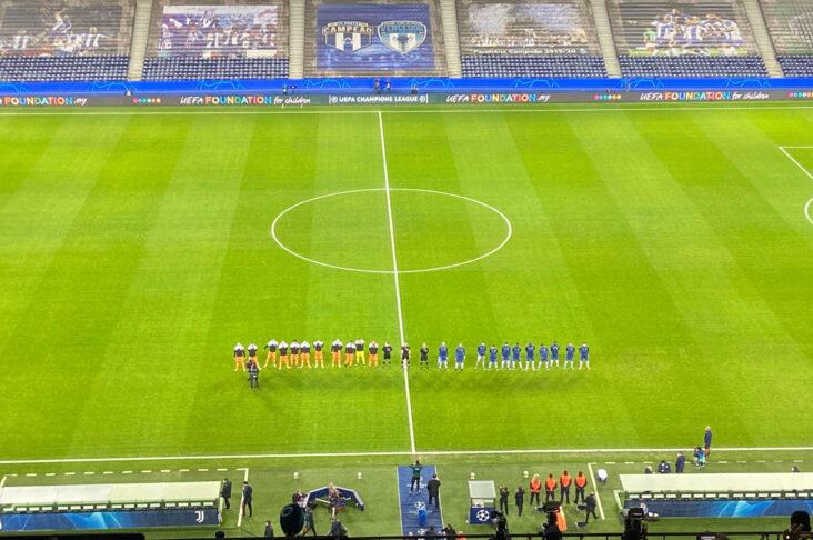 FC Porto venceu a Juventus e deu um chuto à crise