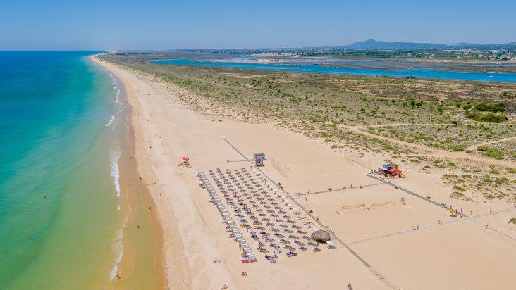 Algarve é o melhor destino de praia da Europa pela 8ª vez